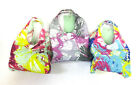 Ladies Pocket Shopper 3 Assorted Mini Butterfly Print Shopper 74017