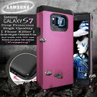 New Samsung Galaxy S7 Floor Killer Cover With Tempered Glass Screen Protector