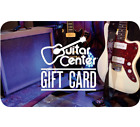 Guitar Center Gift Card - $25 $50 $100 - Email delivery