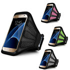 For Samsung Galaxy S7 Edge Running Jogging Sport Gym Mesh Armband Case Cover