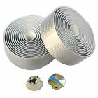 1 Pair Road Bike Cycling Bicycle Cork Carbon Handlebar Wrap Tape
