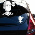 Saitama One Punch Man Vinyl Decal Sticker for Car Window, Laptop and More. # 927