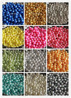 Wholesale!100-1000pcs 6/8/10mm Pearl Round Spacer Loose charm Beads