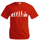 buXsbaum®  T-Shirt The Evolution of Bricklayer