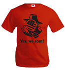 buXsbaum®  T-Shirt Yes we scan