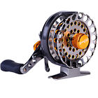 Saltwater Raft Aluminum Fishing Reel Round Spool Fly Ice Fishing Reels (1pc)