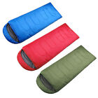 3 season Mummy Adult Sleeping Bag Hiking Winter High Quality new Single UK