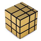 Shengshou Creative 3 x 3 x 3 Golden Mirror Speed Cube Brain Teaser Toy