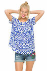 Desigual Women's Agape Loose Fitting Blouse
