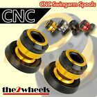 Aluminium Tobor Swingarm Spools Sliders M8 / 8mm for Honda CBR1000RR / CBR600RR
