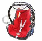 Quality Car Seat Rain Cover for Lux Prestige Babystyle Carseat Raincover New