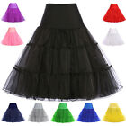 Girl's Crinoline A-Line Ball Wedding Evening Party Petticoat Women's UnderSkirt
