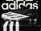 NEW ADIDAS Adizero 5-Star 5.0 Men's Football Cleats - Black/White; AQ8811
