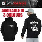 BODYBUILDING MMA GYM HOODY BEASTMODE CLOTHING JUMPER GYM TOP HOODED SWEATSHIRT