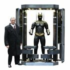 "The Dark Knight Rises Batman Armory w/ Alfred 12"" Action Figure By Hot Toys"