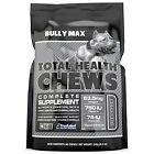 Bully Max Total Health Chews Vitamins SUPPLEMENTS for Dogs