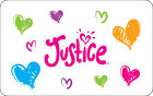Justice Tween Clothing Gift Card - $25, $50 Or $100 - Email Delivery  For Sale