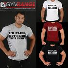 MENS MMA GYM TSHIRT BODYBUILDING MUSCLE T-SHIRT TEE STRINGER VEST WORKOUT LOT