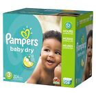 Pampers Baby Dry Diapers Economy Plus Pack (Select Size) <br/> TARGET. EXPECT MORE. PAY LESS.