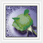 5D DIY Waterdrop Rose Flower Embroidery Diamond Painting Cross Stitch Craft New