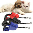 5M LED Automatic Retractable Pet Dog/ Cat Puppy Traction Rope Walking Lead Leash