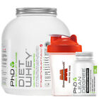 PhD Nutrition Diet Whey 2kg + PhD Lean Degree 100 caps + FREE Shaker