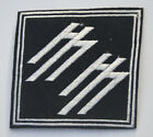 MARILYN MANSON MM EMBROIDERED  SEW IRON ON  PATCH BADGE  JACKET  NEW