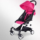 Baby Stroller Travel System Pushchair Infant Carriage Floding Pram Rain Cover