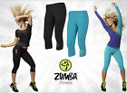 Zumba Fitness ~ TRIBE SHORT LEGGINGS ~ 2 Color Choices ~ NEW NWT reduced sale