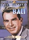 Front Row Features Fred MacMurray, Honeymoon in Bali (DVD, 2001) LIKE NEW ,RARE