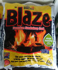 Premium Blaze Smokeless Coal for open fires; 10kg Sack(s); Low ash High heat