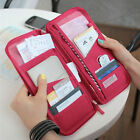 Travel us Handy Organizer Bag_Money/Passport/Card/Document Holder Cover Wallet