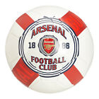 PUMA Arsenal Club Crest Graphic Training Soccer Ball White 082483 02