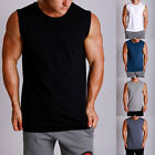 NEW MUSCLE TOP GYM Singlet Training RACERBACK Y T BACK Cotton STRINGER TANK