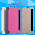 NILLKIN NEW LEATHER CASE-Sparkle Leather Case For LG Stylus 2 Smartphone