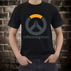 New Hot Overwatch Game Black T-shirt Tee Free Shipping