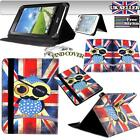 "For Acer Iconia 7"" 8"" 10.1"" Models Folio FOLDING LEATHER STAND Tablet CASE COVER"