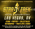 Ticket Package to Sold Out Las Vegas 50th Anniversary Star Trek Convention