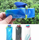 700ml Reusable Foldable 2016 Collapsible Bottles NEW Water Flexible HOT Hiking