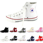 Womens Converse All Star Hi High Top Chuck Taylor Chucks Trainers UK Sizes 3-9