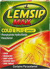 Lemsip Range for Cold & Flue,Fever,Headaches,Body Aches,Blocked Nose,Sore Throat