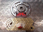 HONDA HORNET 900 CB 900 F 02-06 UPRATED CHAIN AND SPROCKET KIT QUALITY O RING