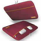 "Zipper Neoprene Sleeve Case Bag for All 13""15"" Laptop Macbook Air / Pro / Retina"
