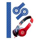 17 Colors & Textures Carbon Skin,FullBody Decal Case Wrap Beats by DrDre Solo HD