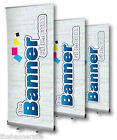 85cm / 850mm wide ROLLER BANNER PULL / ROLL / POP UP STAND
