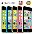 Apple iPhone 5C A1532 8GB/16GB A+ Stock Factory Unlocked Cell Smartphone 4G LTE