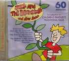 Jack And The Beanstalk & Other Stories CD Audio Book Little Mermaid Beauty Beast