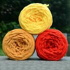 Popular 100g Cheap Soft Knitting Chunky Towelling Wool Ball Skein Scarf Yarn OF
