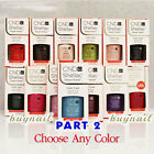 gel polish cnd shellac new nail colours 7 3ml 0 25 fl oz part 2 choose any