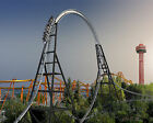 (2) Two Season Passes Tickets to Six Flags Magic Mountain Great Low Price!!